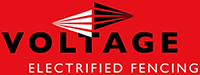Voltage Electrified Fencing Logo
